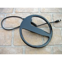 Metal detector's searchcoil cable replacement works