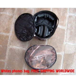 Dust and stratches bag-cover for Whites Royal GT phones and same models