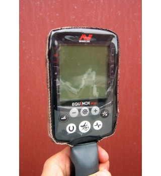 Dust dirt cover for a Minelab Equinox 600/800 metal detectors Type 2