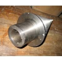 """Wood splitter screw D=150mm(6"""") diameter L=350mm length"""