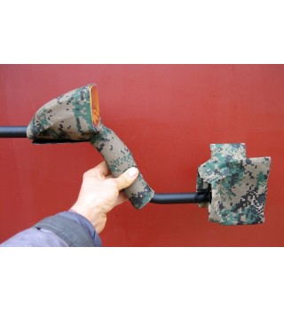 Dust rain covers kit for Garrett Ace 150/250300//350/400/EURO series (3pcs)