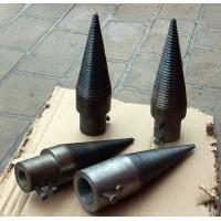 Wood splitter screw D=80mm right thread