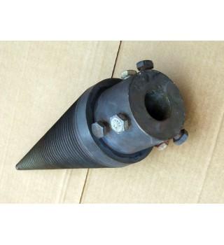 Wood splitter screw 100mm diameter 320mm length