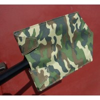 Dust cover for shovel (for detectorist)