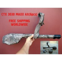 Dust rain covers for Minelab CTX3030 Full (kit 6 pcs) MAXX kit!