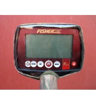 Dust dirt covers kit for a Fisher F11/F22/F44 metal detectors(3pcs)