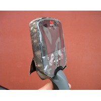 Dust dirt rain up-cover for Minelab CTX3030 metal detector